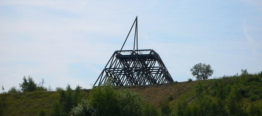 Halde Brockenscheidt in Waltrop