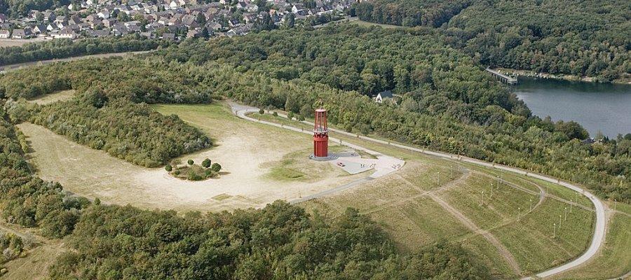 Halde Rheinpreußen in Moers