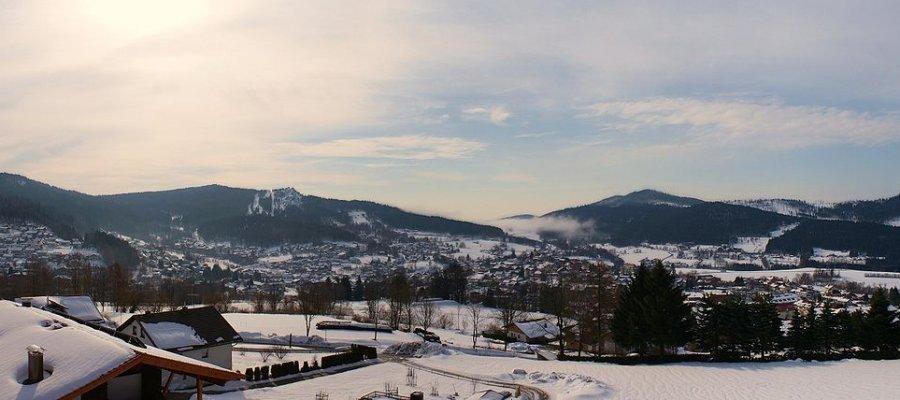 Bodenmais im Bayerischen Wald