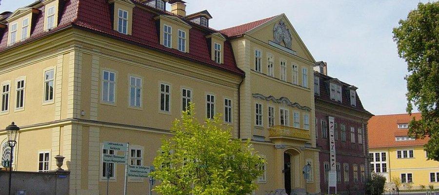 Schlossmuseum Neues Palais in Arnstadt