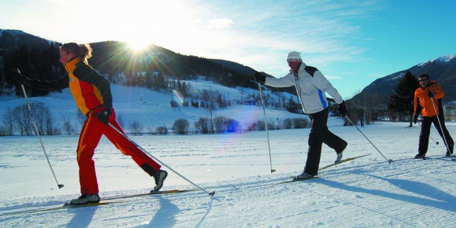 Die zehn schönsten Langlaufloipen Deutschlands