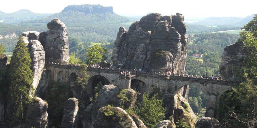 Die zehn schönsten Nationalparks Deutschlands