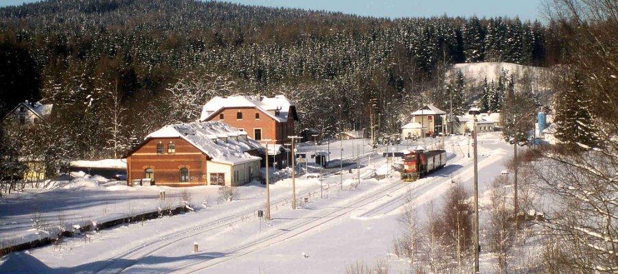 Johanngeorgenstadt im Erzgebirge