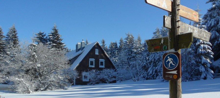 Schierke im Harz