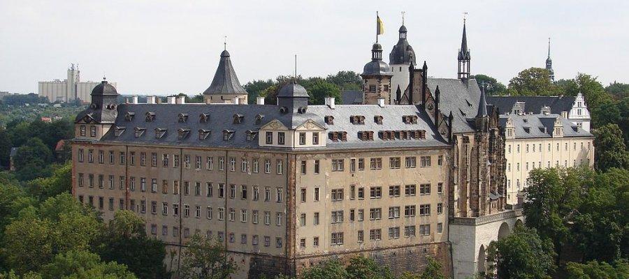 Residenzschloss in Altenburg