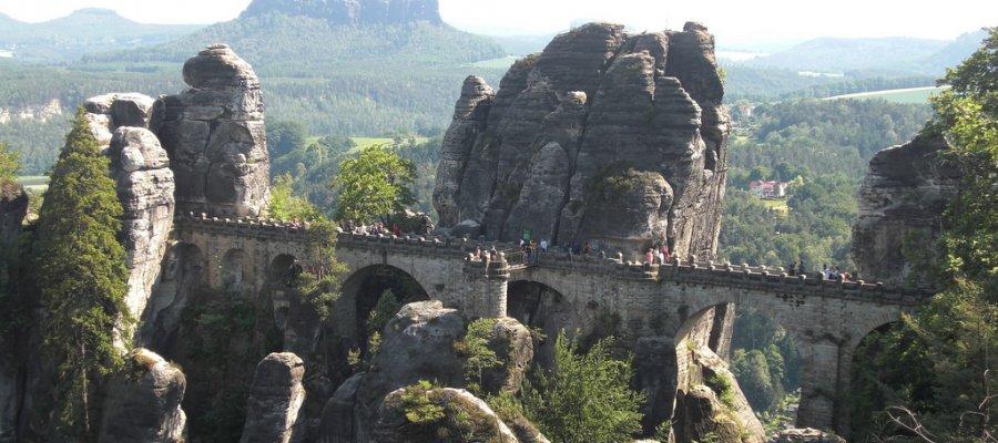 Nationalpark Sächsische Schweiz in Sachsen